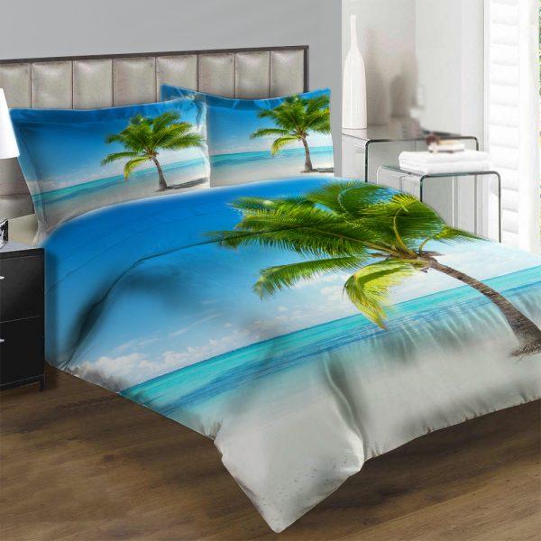 Pláž-s-palmou-Povlečení-600x600